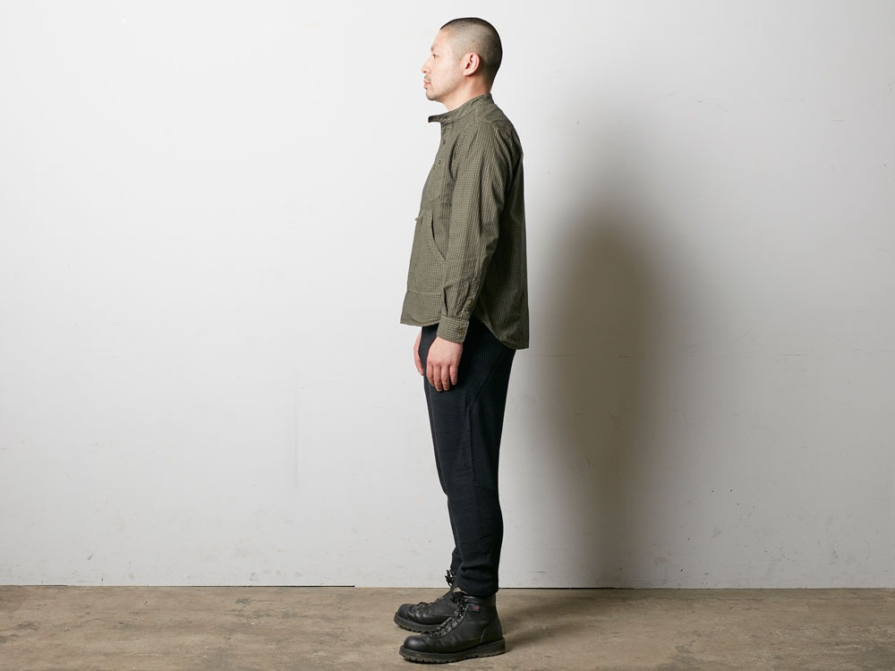 Organic Rip Stop Shirt S Black3