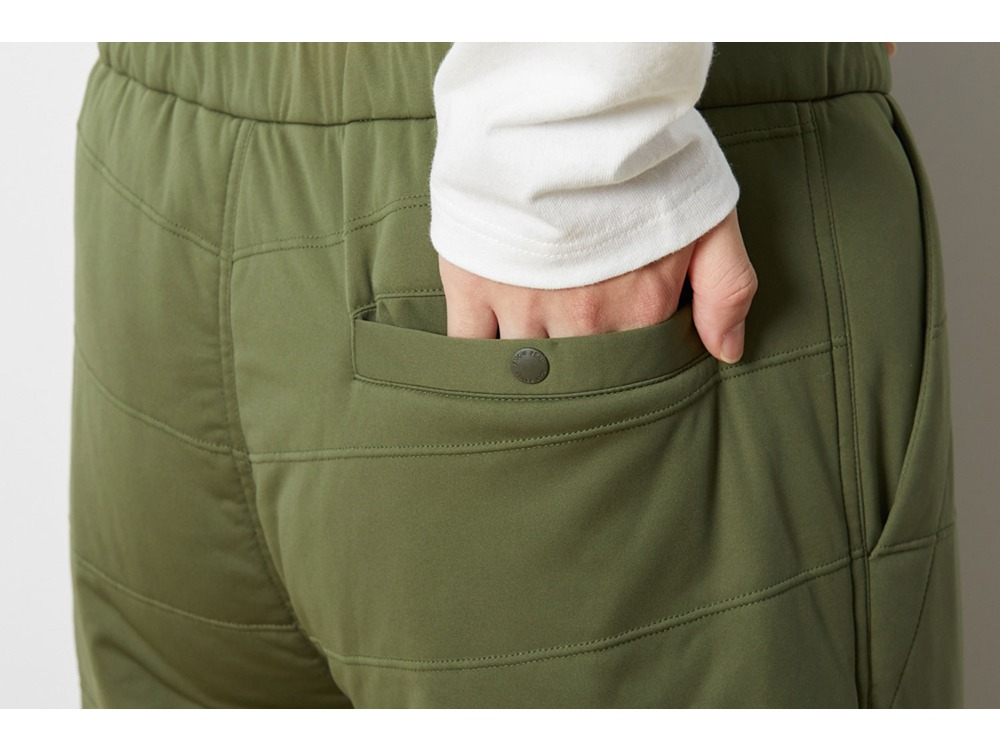 Flexible Insulated Pants XL Olive