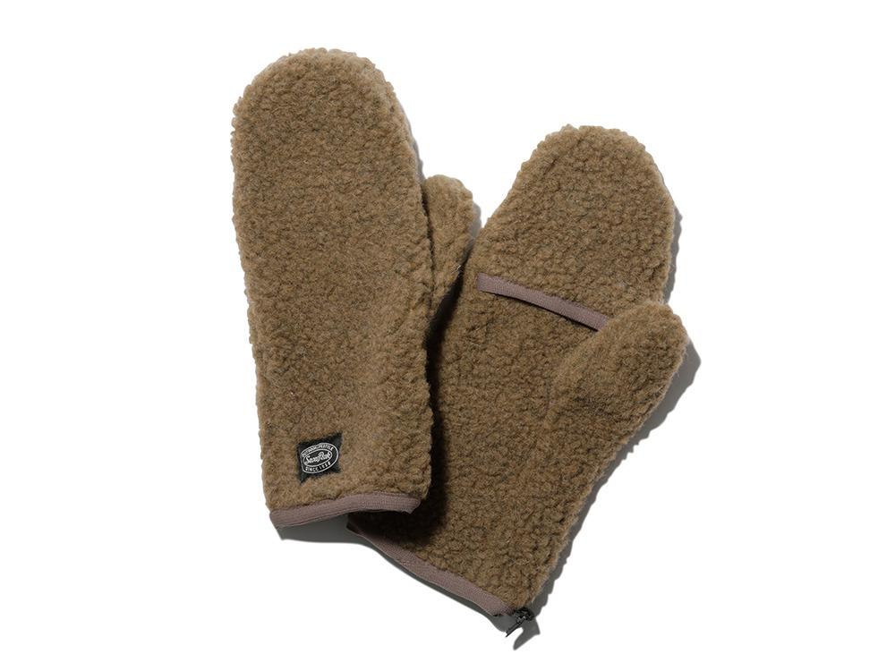 Wool Fleece Mitten size 2 men BR