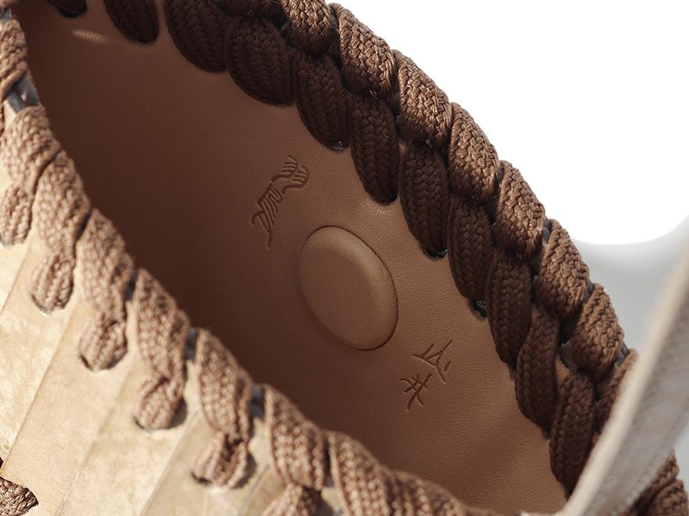 YAMAI × HATORI Leather Crossbody (S) One GYSD