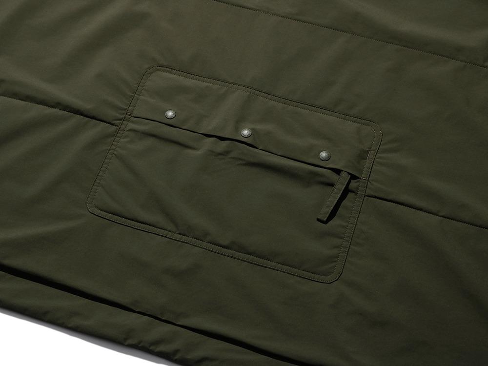 2L Octa Blanket One Black