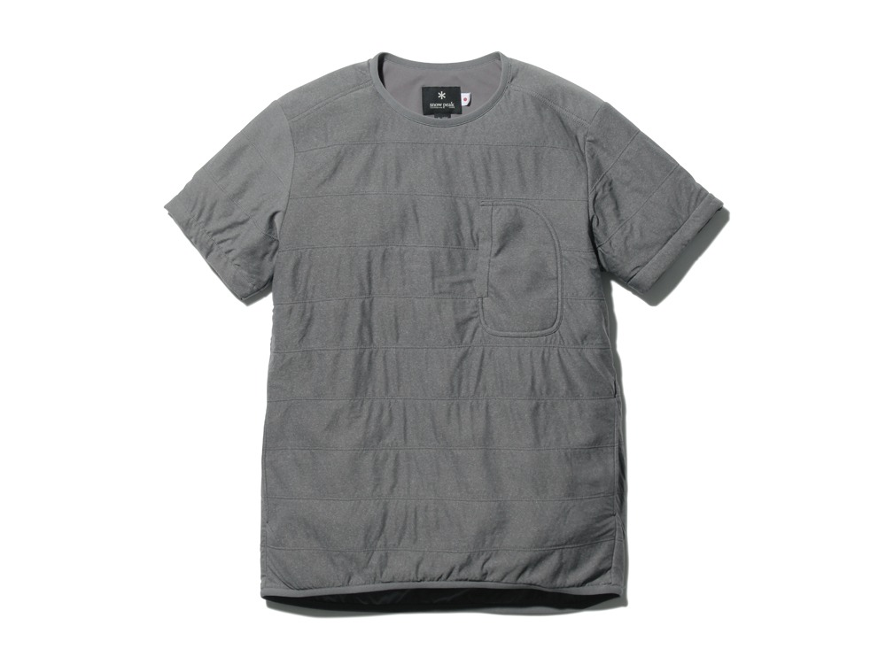 FlexibleInsulatedHalfSleeve  S M.Grey0