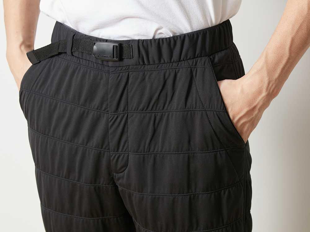 フレキシブル インサレーション パンツ S ブラック