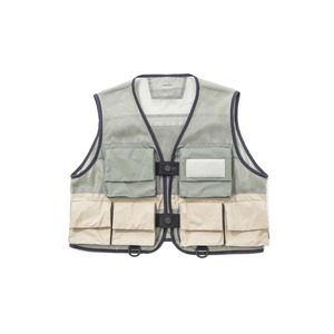 Snow Peak×TDS Event Vest