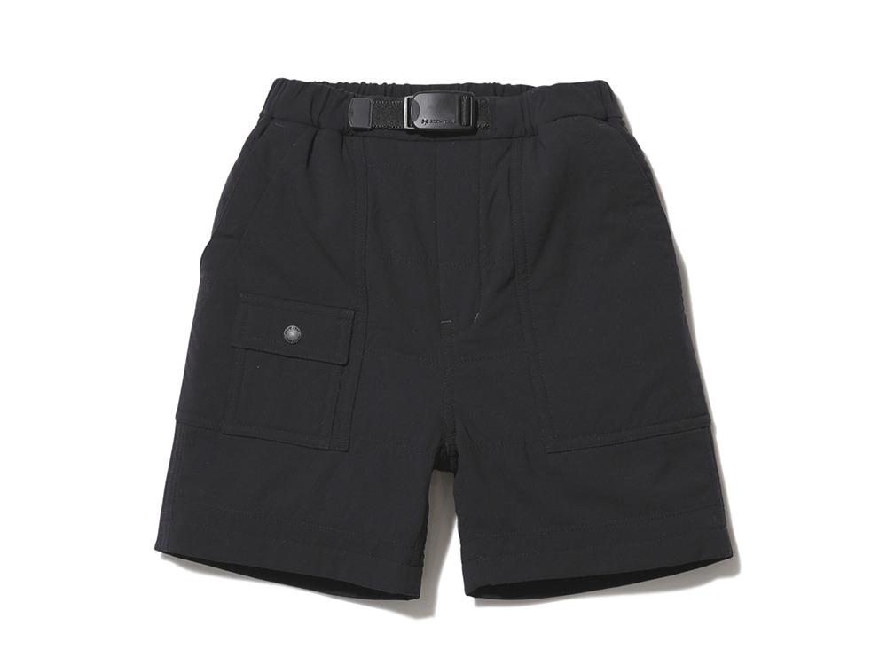 Kids FlexibleInsulated Shorts 1 Black