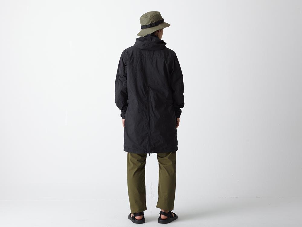 Indigo C/N Anorak Pullover 1 Black3