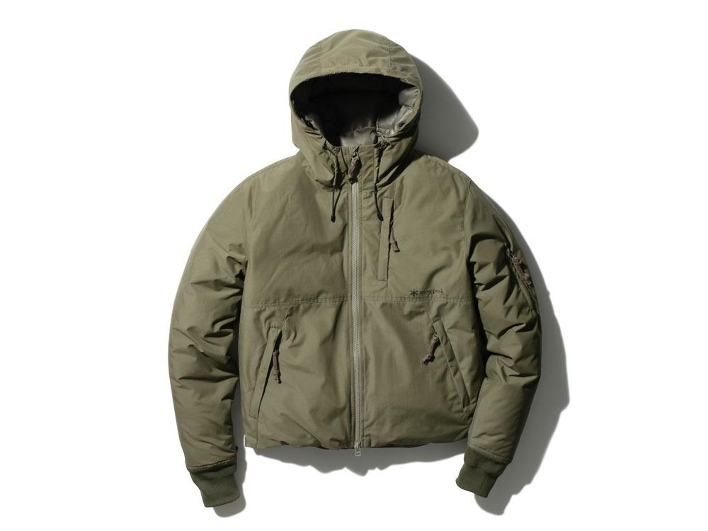 FR Down Jacket S Olive0