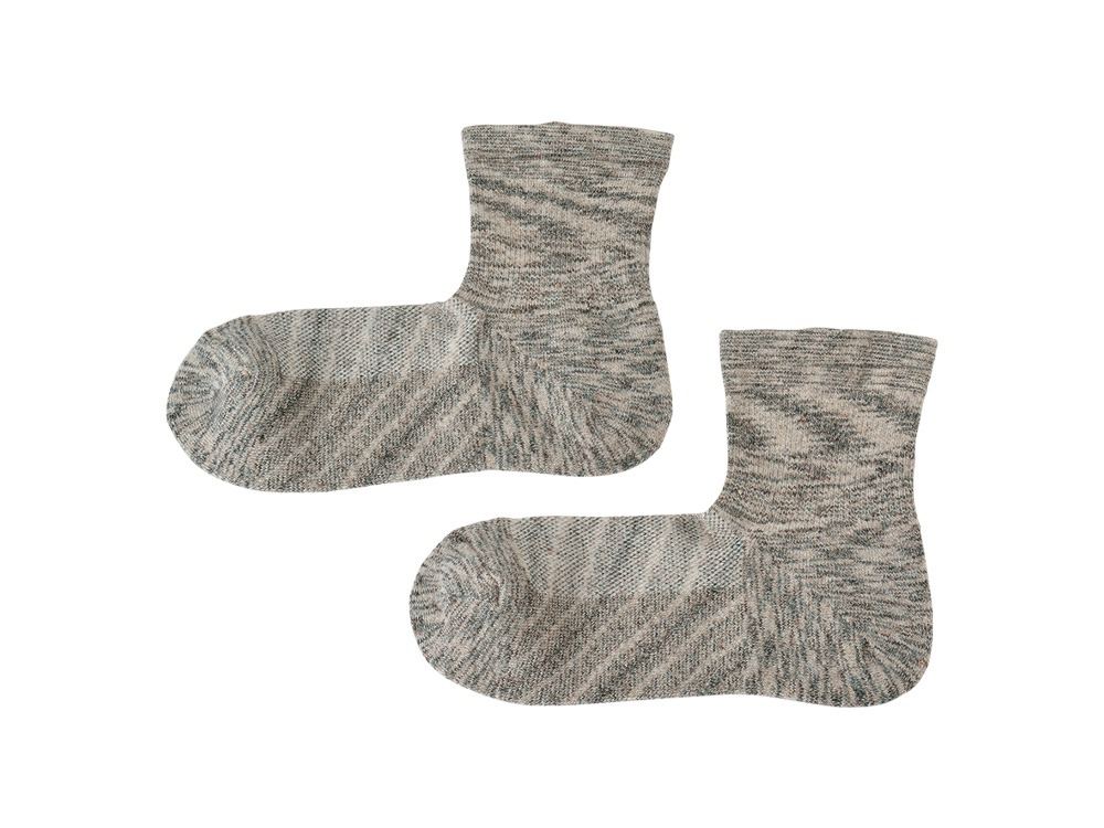 Linen Pile Sox S GY0