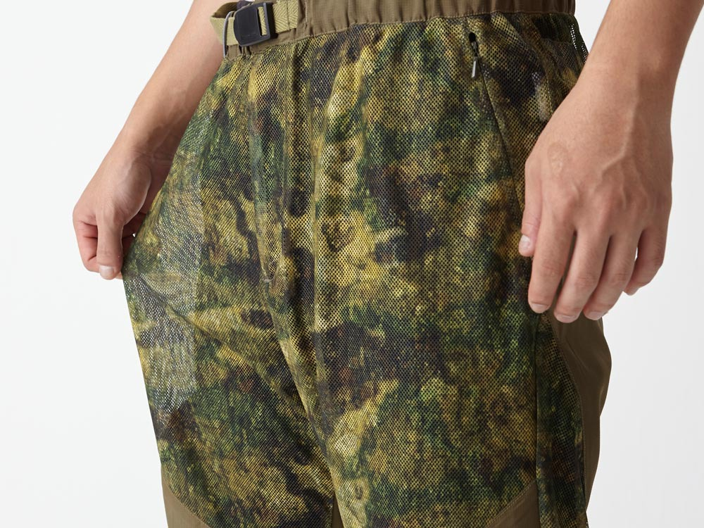 Insect Shield CAMO Pants XL Green5