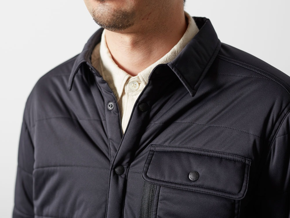 Flexible Insulated Shirt L Olive7