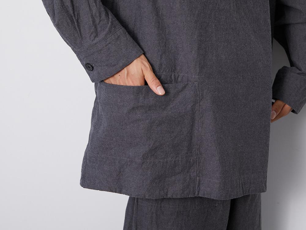 BAFU Cloth Parka L Grey