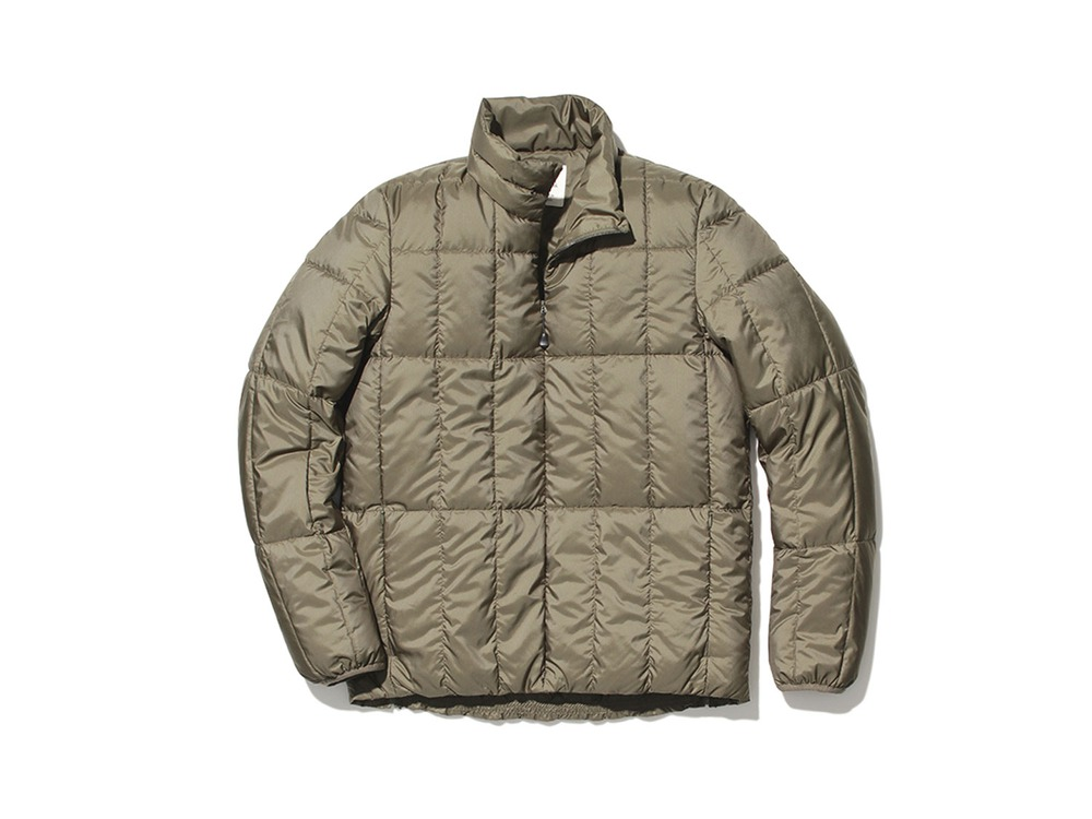 Recycled Middle Down Jacket L Olive