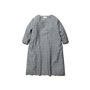 Cotton Dobby Dress