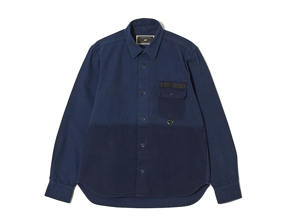 Field Fishing Shirt XL/L Navy