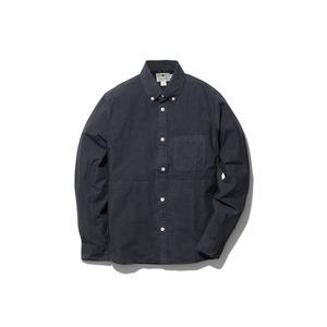 オーガニックコットンボタンダウンシャツ