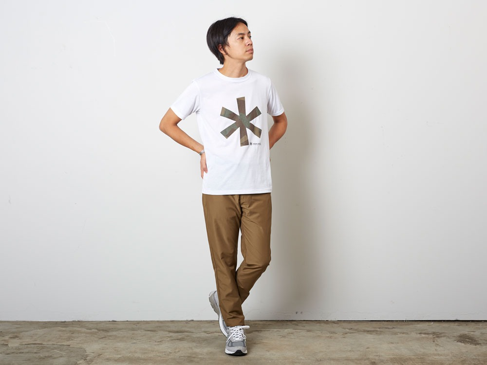 QuickDryTshirt/RainCamo XL White1