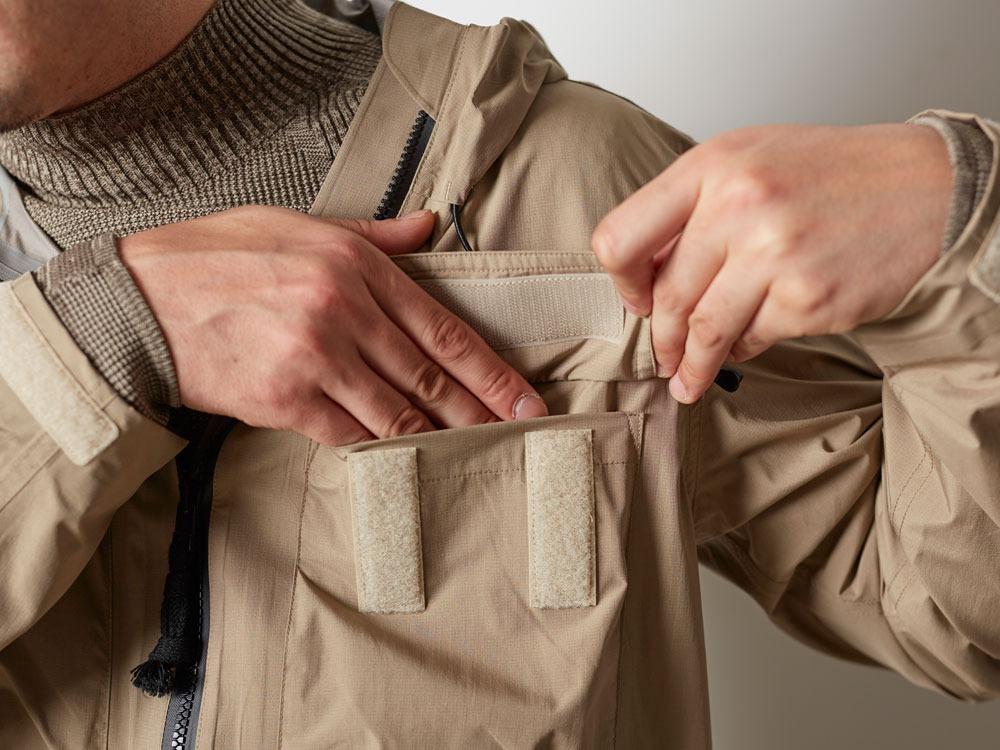 Wind&Water Resistant Jacket S Black7
