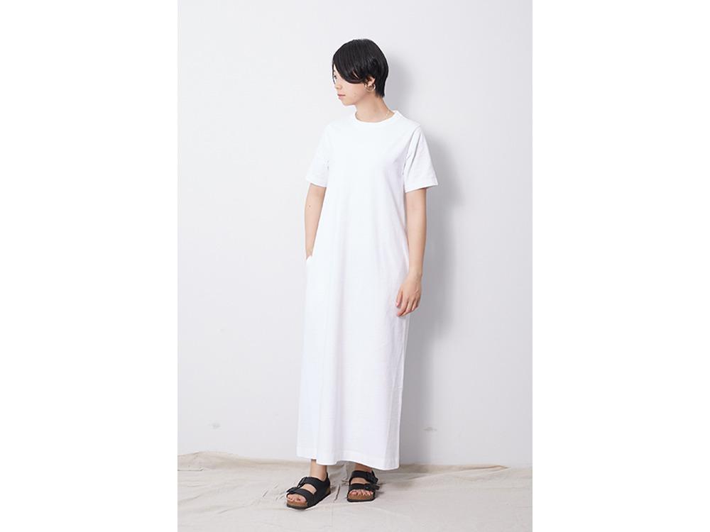 Heavy Cotton Dress 2 Beige