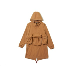Field Fishing Poncho M Brown