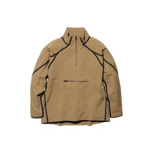 DWR シームレスハーフジップ ジャケット