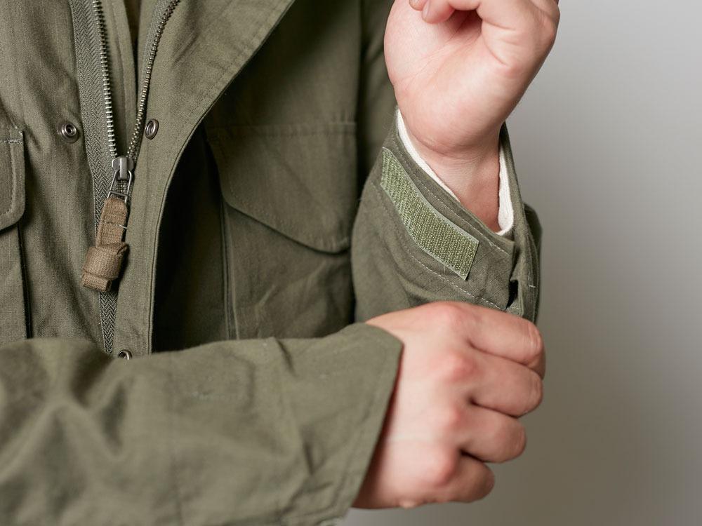 Military Jacket 1 Olive8