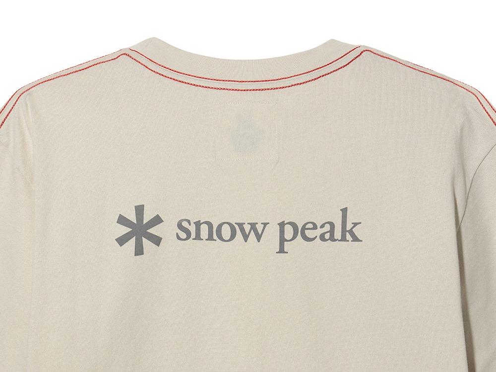 【完売しました】再入荷はございません  SP Tent Color Tshirt M Ivory