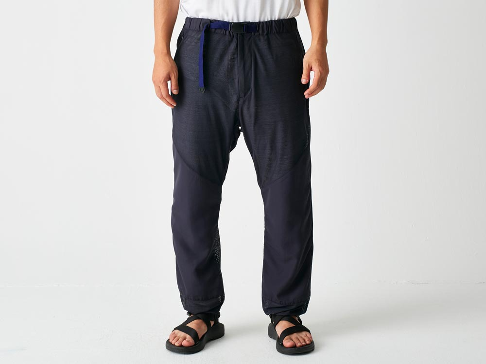 Insect Shield Pants L Navy4