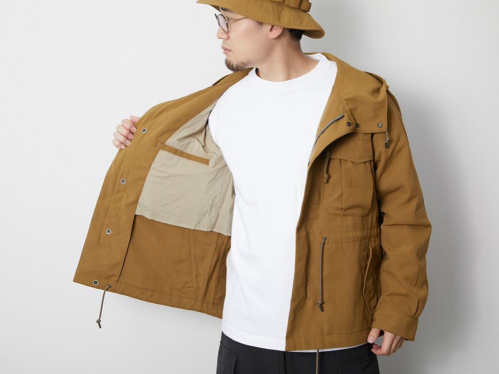 TAKIBI Jacket L Black