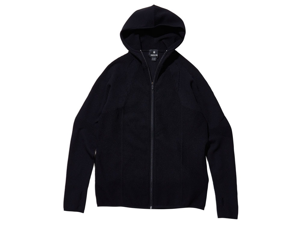 WG Stretch Knit Jacket L Black0