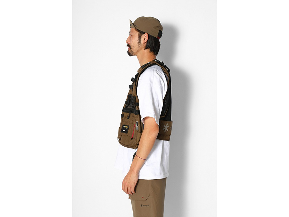 Game Vest One Black