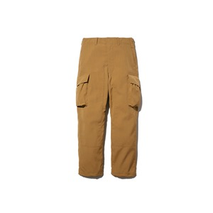 TAKIBI Pants L Brown