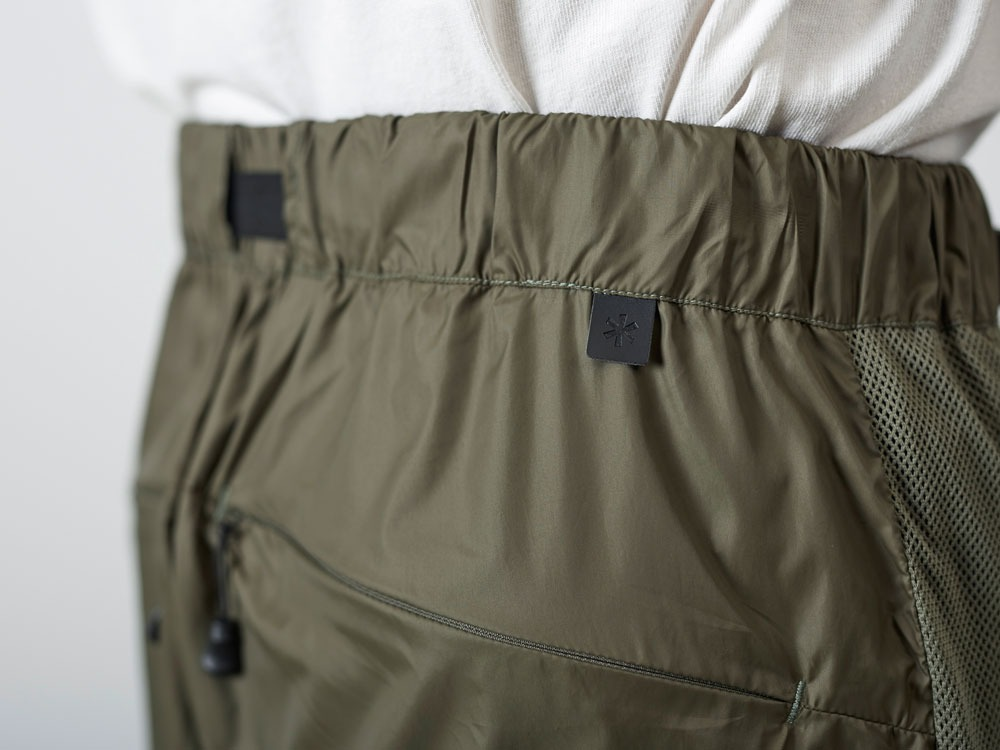InsectShieldPants#3 S Olive