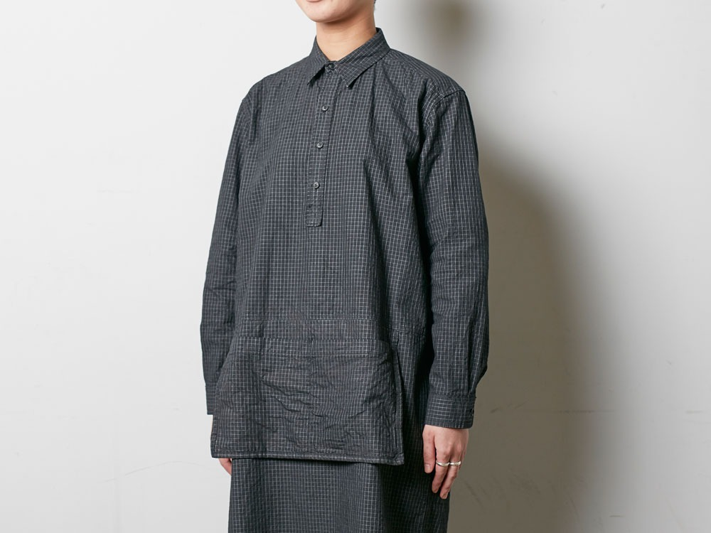 W's Organic Rip Stop Dress 3 Black4