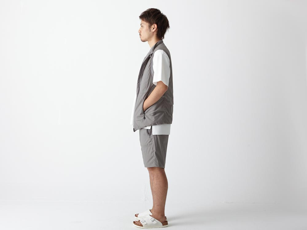 2LOcta Insulated Vest XXL Grey2