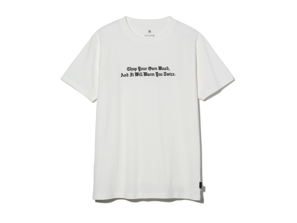 TypographicalTshirt#2 XL White0