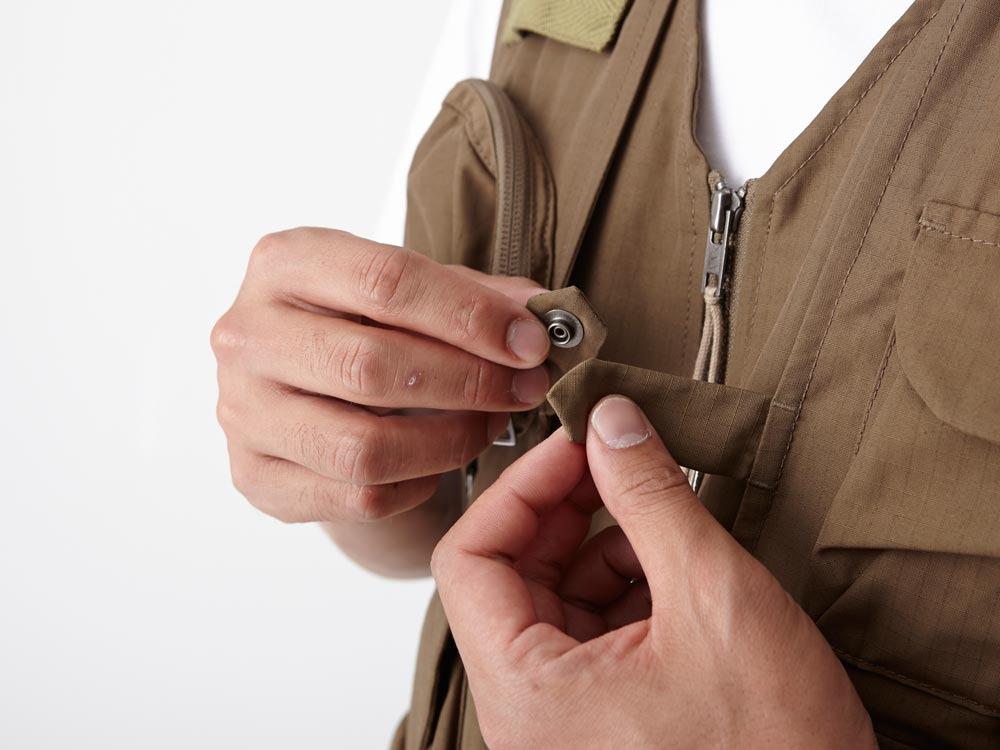 Utility Fishing Vest #2 S Navy5