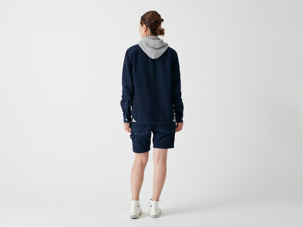 Okayama OX Shorts SIndigo4
