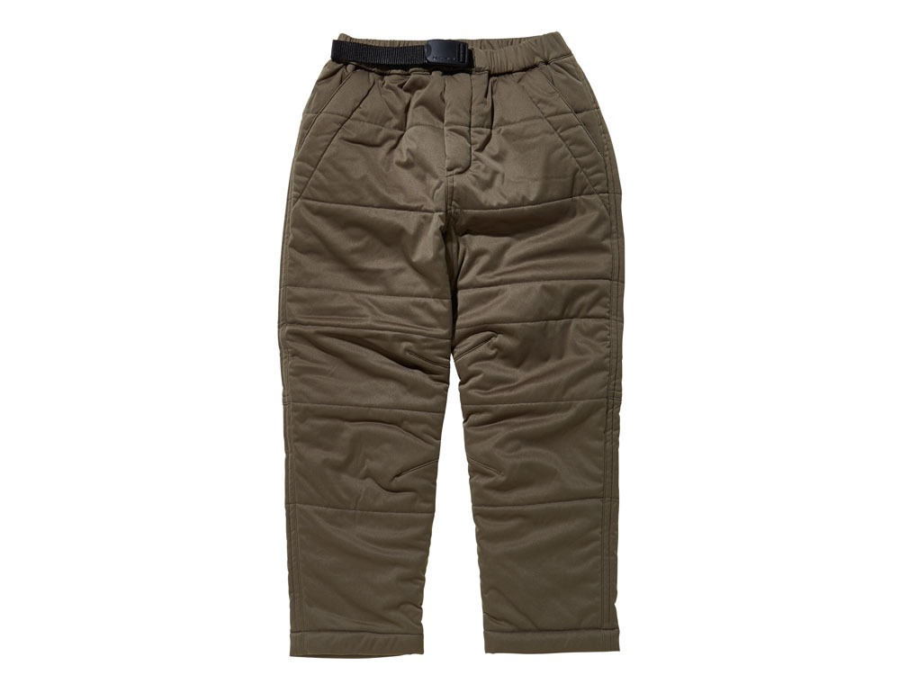 Kids Flexible Insulated Pants1Olive