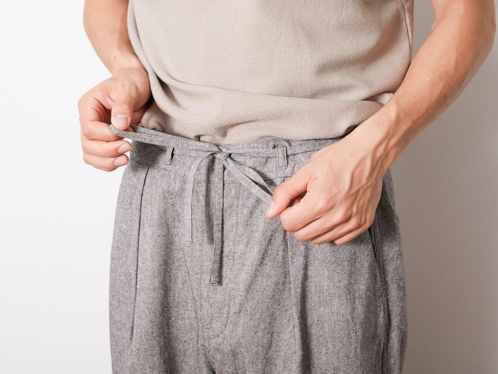 NORAGI Pants XL EcruBlack