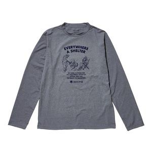 タキビロングスリーブティーシャツ