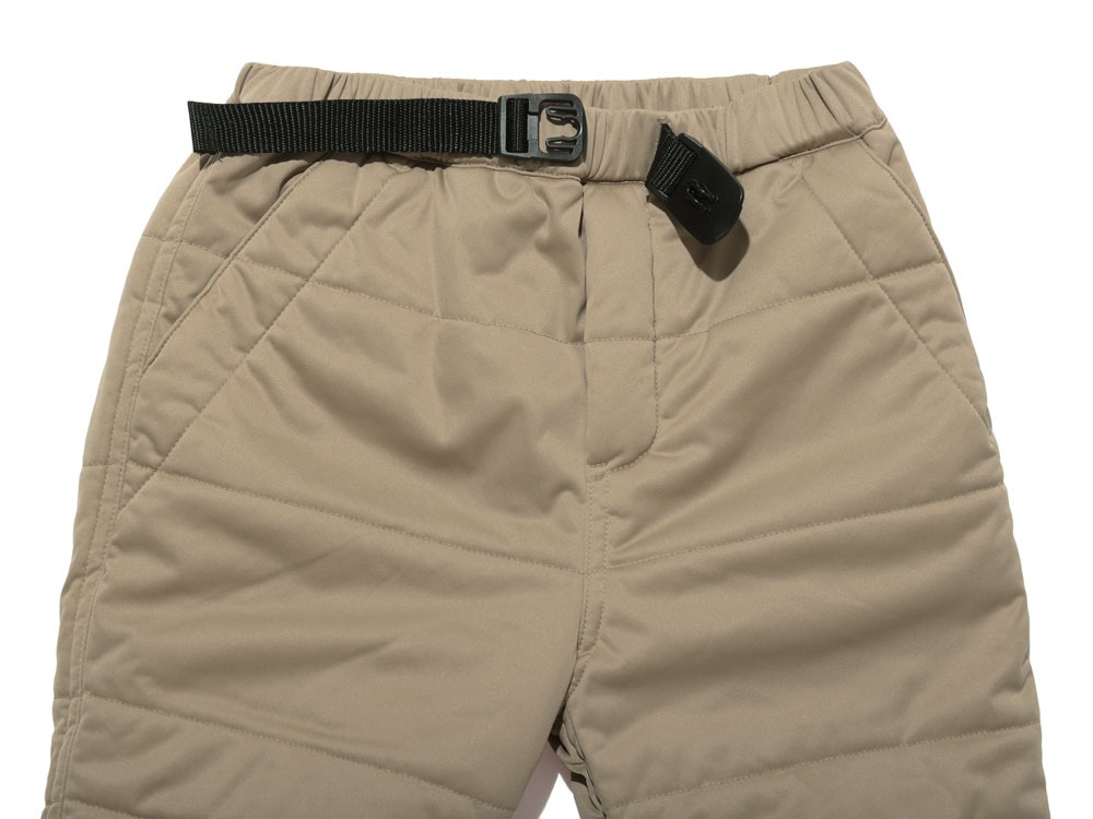Kids Flexible Insulated Pants 3 Beige2