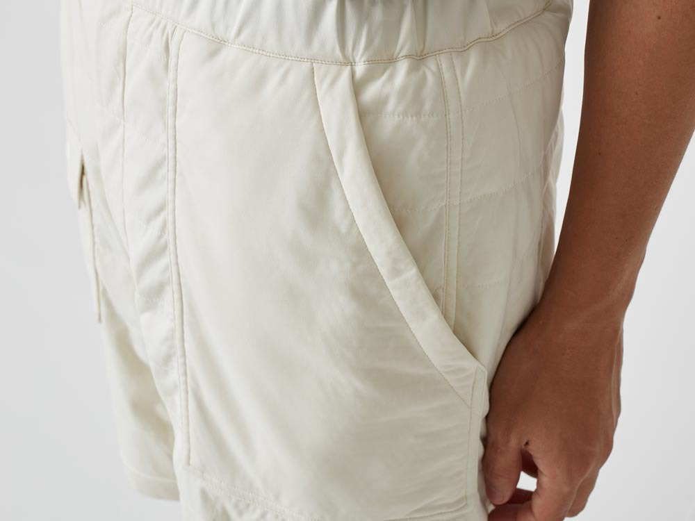 FlexibleInsulated Shorts 2 White8