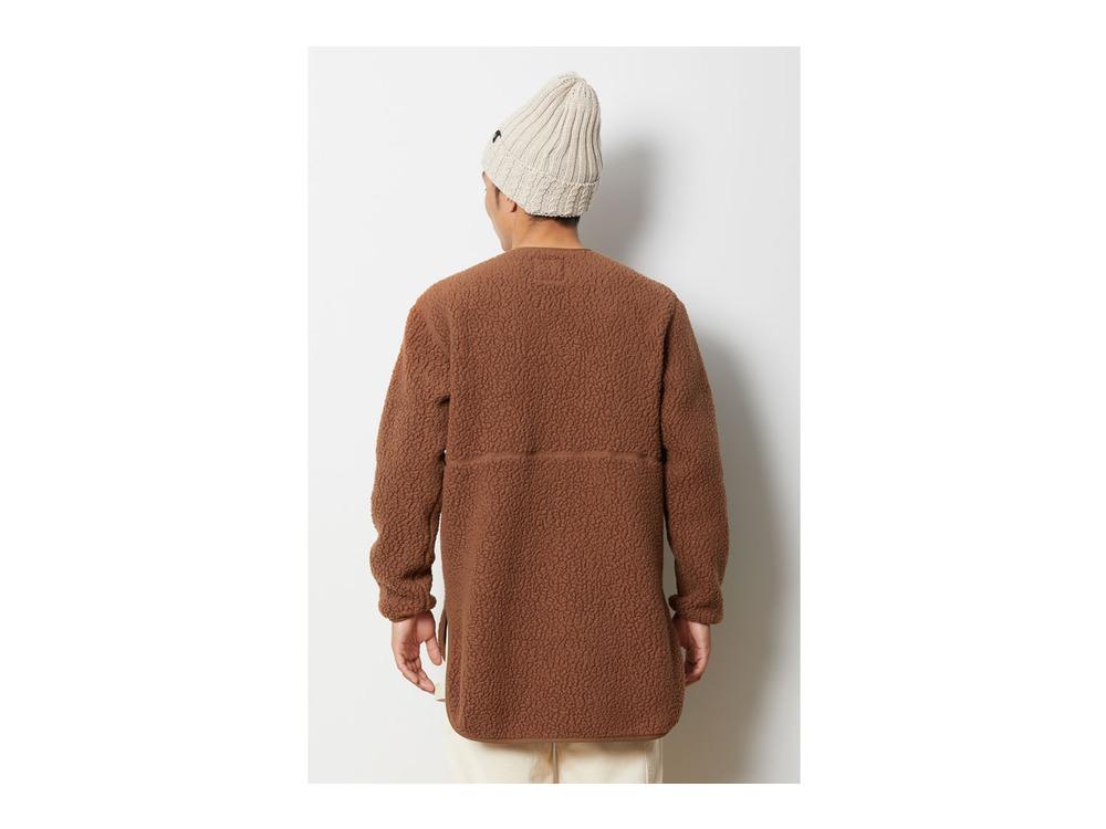 Classic Fleece Pullover M Khaki