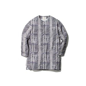 Printed QuickDry Sleeping Shirt S EN