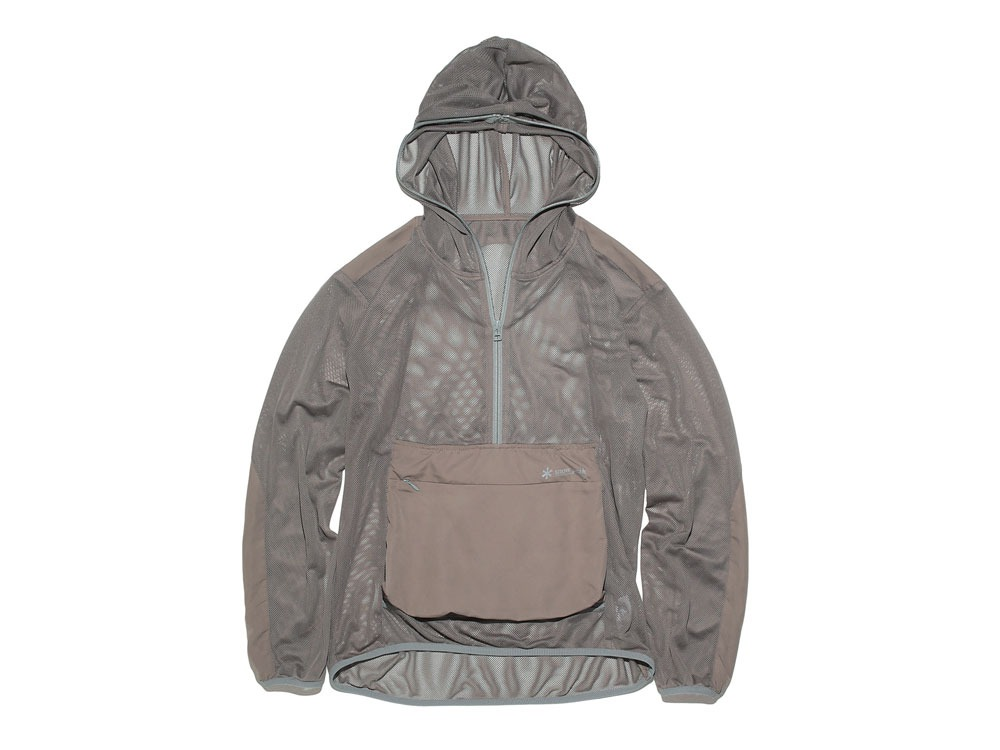 Insect Shield Parka M Grey0