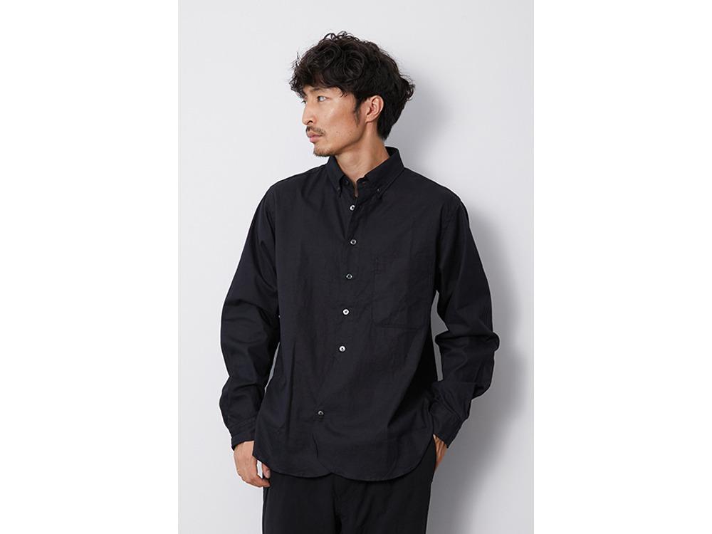 OG Cotton Poplin BD Shirt 1 Black