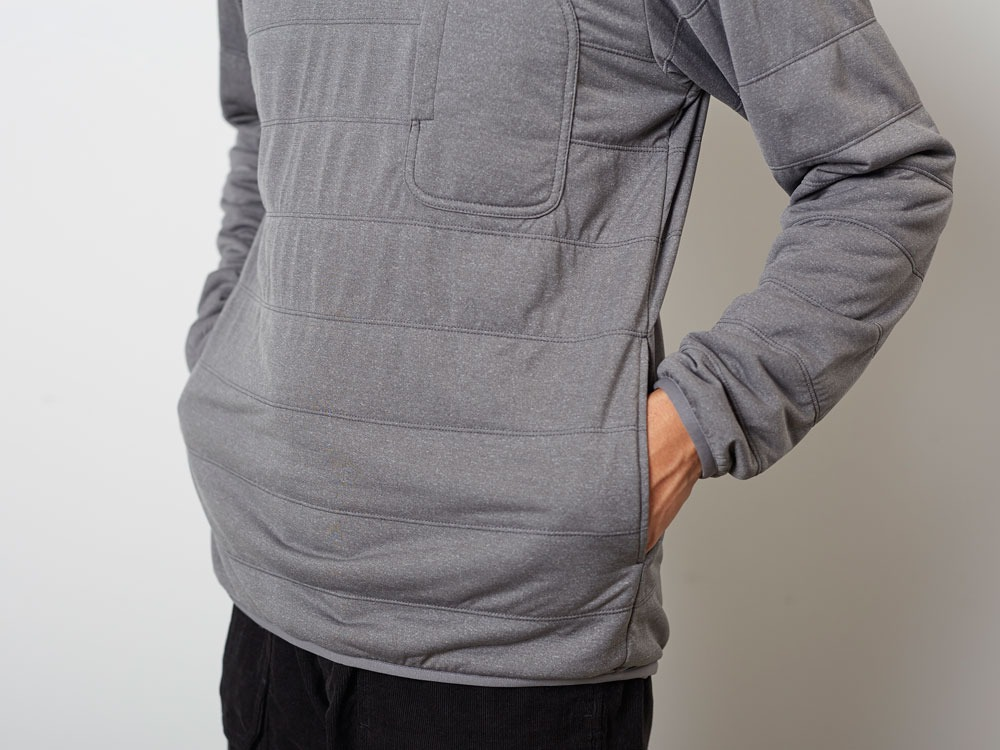 FlexibleInsulatedPullover 1 M.Grey8