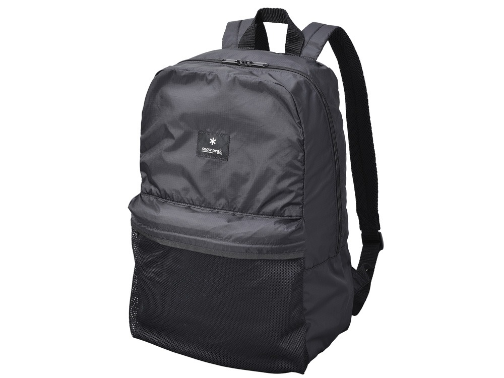 Pocketable Daypack Black0