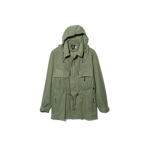 レイン&ウィンドレジスタントジャケット