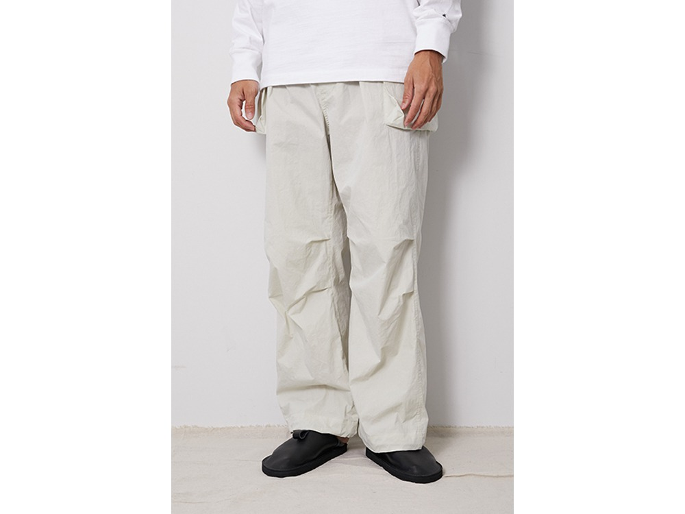 Indigo C/N Pants XL Ivory
